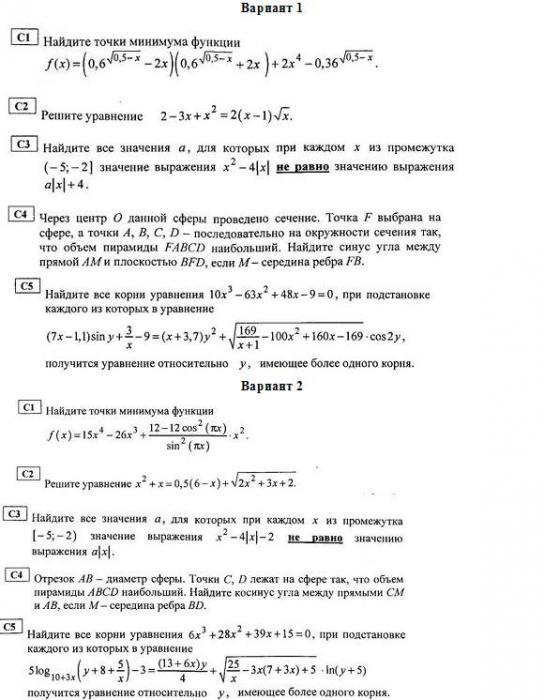 русский язык егэ теория